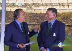 Band e Globo farão a final da Liga do estúdio; EI vai a Milão - Reprodução/TV Globo