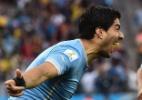 Cavani admite que Súarez errou, mas considera punição exagerada - AFP PHOTO / BEN STANSALL