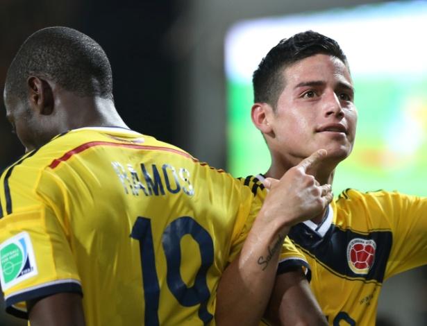 Resultado do jogo da colombia