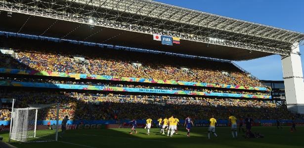 Custo da arena era previsto em R$ 342 milhões, mas pode ter custado R$ 700 milhões