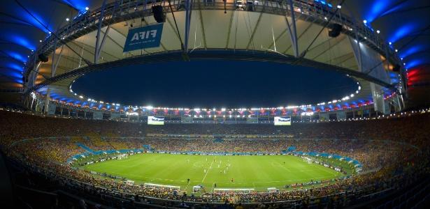 O Maracanã será o palco da final da melhor Copa já vista por 38,5% dos jornalistas entrevistados