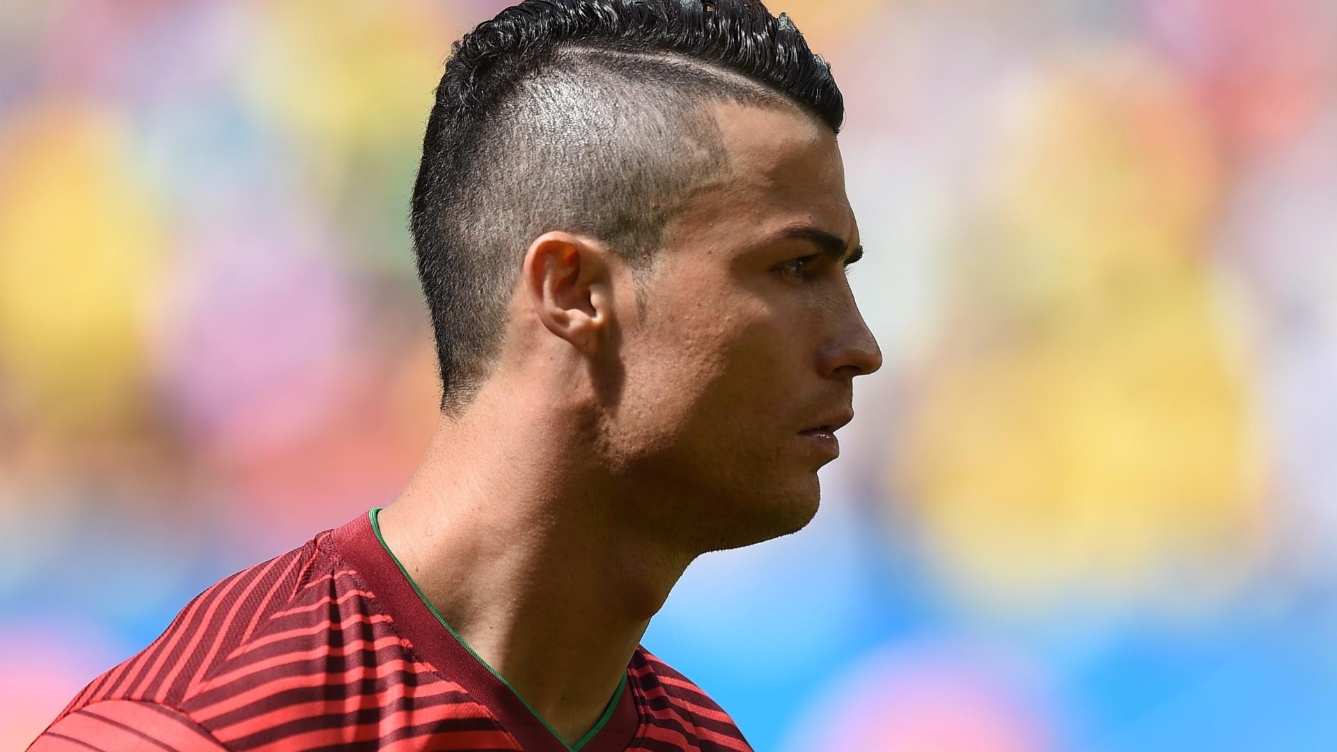 novo corte de cabelo de cristiano ronaldo Quotes