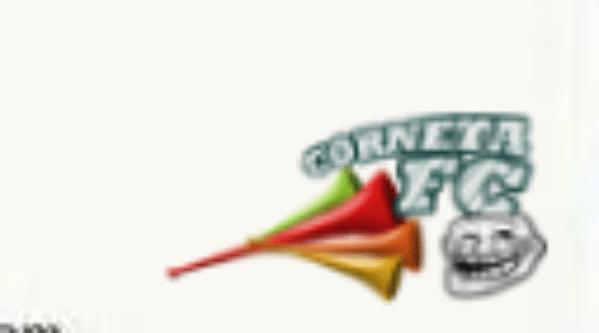 Corneta FC: Com ele na torcida, a gente ganha? Não, pera