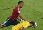 Pai de Zuñiga teme pela segurança da família após ameaças ao jogador - AFP PHOTO / ODD ANDERSEN