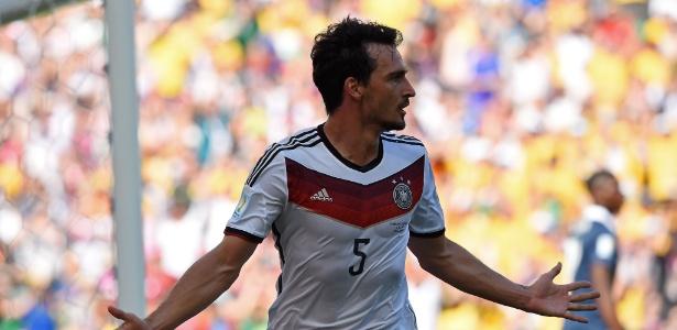 Zagueiro criticou referências ao 7 a 1 de 2014: 'Foi apenas um jogo'
