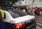 Ex-empresário de Denílson é pego em escuta com agente da máfia do ingresso (Foto: Bruno Braz/UOL)