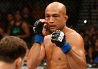 Ex-campeão do UFC, BJ Penn cai no doping e tem luta de retorno cancelada