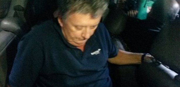 Ray Whelan chegou a ser preso, mas agora responde a processo em liberade