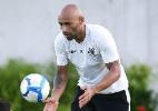 Água Santa anuncia Edinho, filho de Pelé, como novo treinador da equipe - Santos FC/Oficial