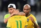 Tite banca Thiago Silva e aposta em questionados do 7 x 1 em novas funções