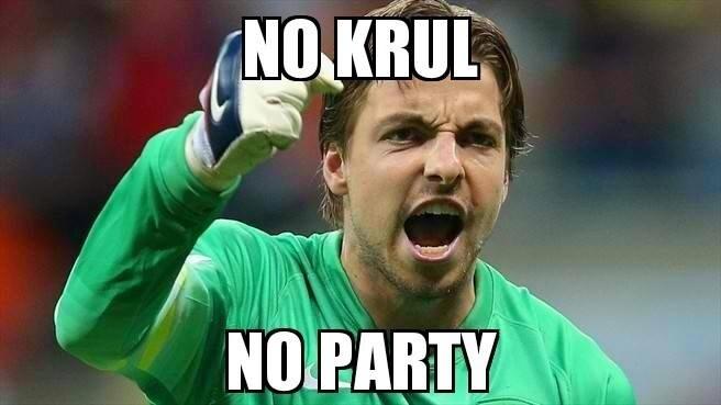 Sem Krul, sem festa... E a Holanda cai nos pênaltis para a Argentina