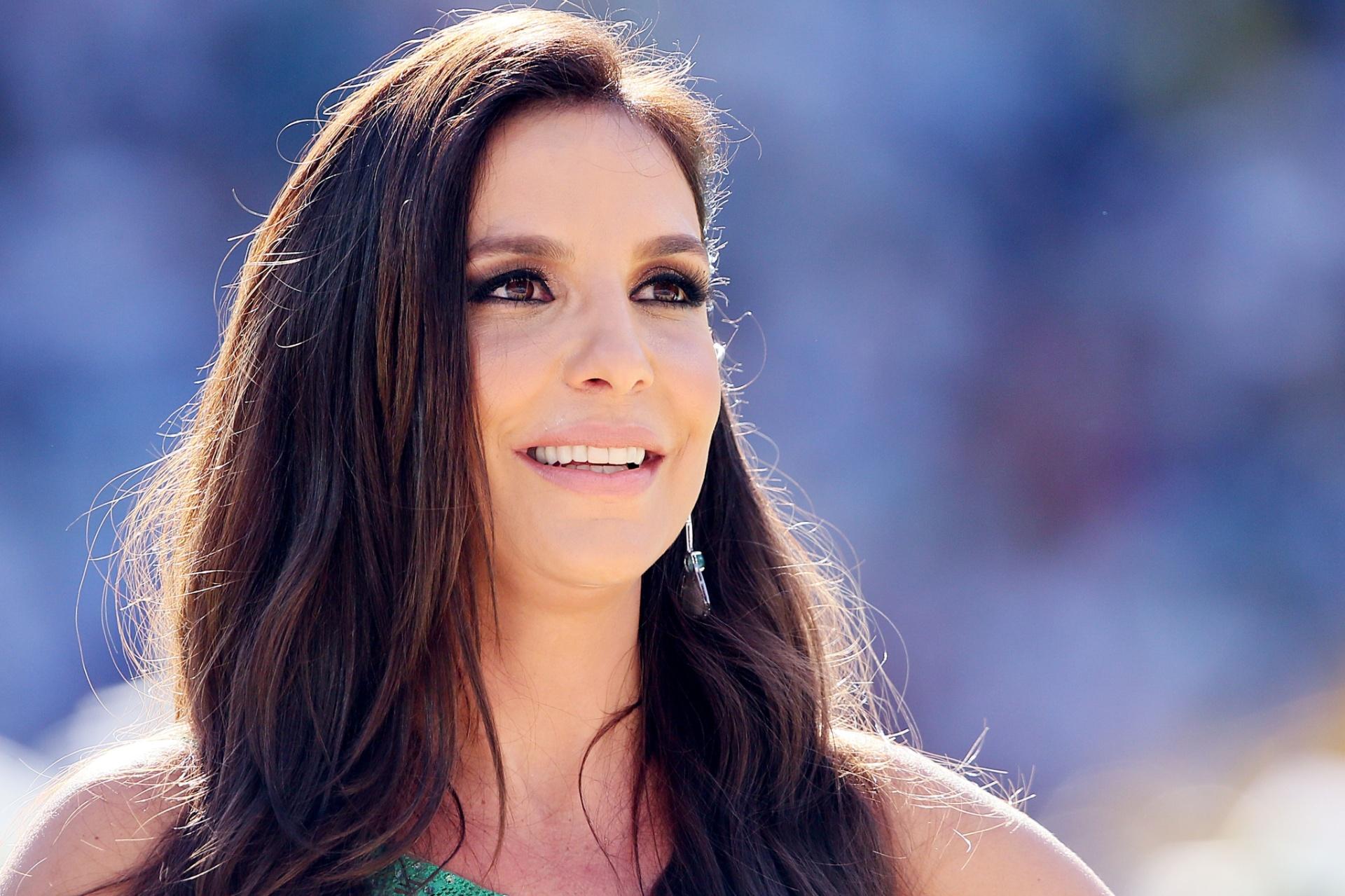 Ivete Sangalo participa da festa de encerramento do Mundial no Maracanã