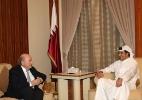 Após denúncias, Blatter se reúne pela primeira vez com autoridade do Qatar - Fifa