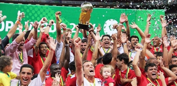 Brasília ganhou a Copa Verde em 2014, mas a perdeu no tribunal; cabe recurso
