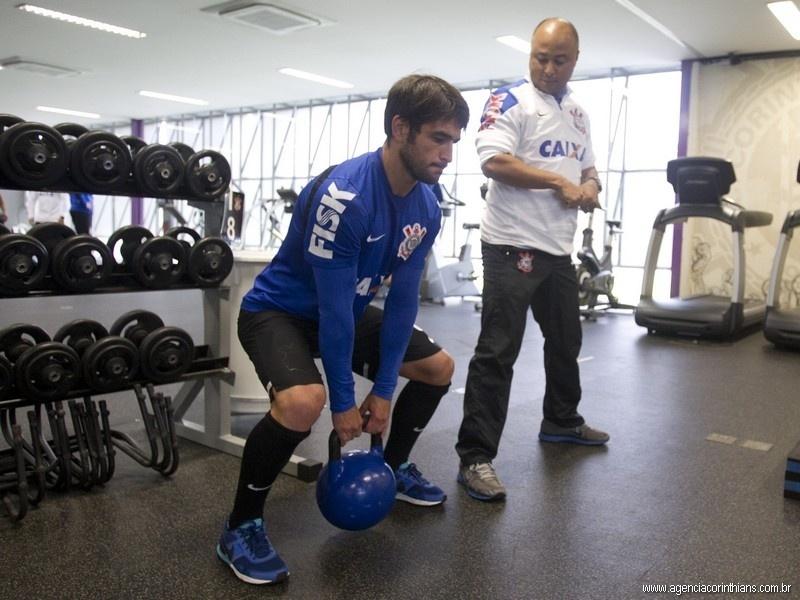 Lodeiro faz preparação física no Corinthians antes de sequer ser apresentado pelo novo clube
