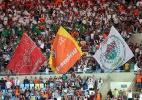 Torcida do Fluminense se mobiliza por festa no retorno ao Maracanã - Matheus Andrade/Photocamera