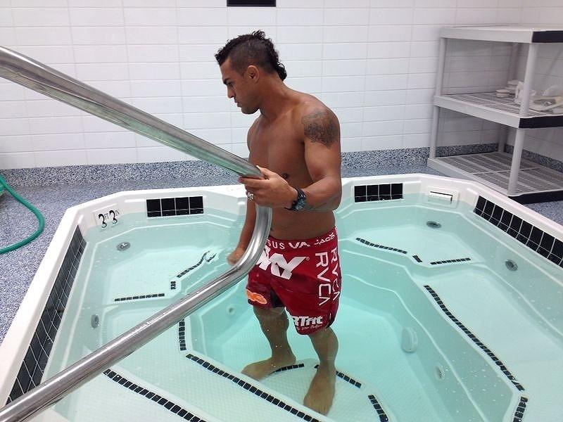 Vitor Belfort está em fase de preparação para a luta contra Chris Weidman em dezembro