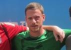 Gringo se apaixona pelo Brasil e não volta aos EUA após curtir a Copa - Arquivo Pessoal