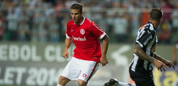 No 1º turno, Rafael Moura perdeu gol incrível e Galo venceu o Inter em Belo Horizonte