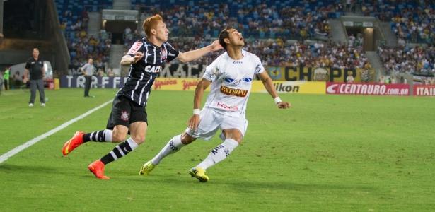 Corinthians x Bragantino jogaram recentemente em Cuiabá, com mando do adversário