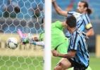 Grêmio acorda no segundo tempo e vence o Bahia com gol de Barcos - Divulgação/Grêmio