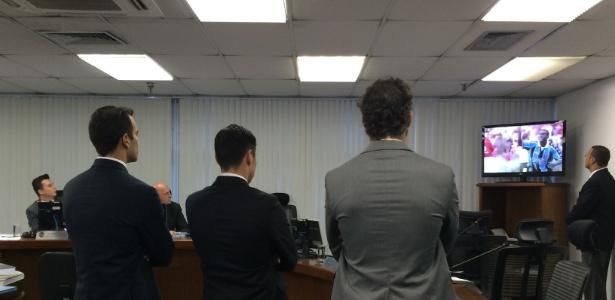 Em sessão da 3ª Comissão Disciplinar, STJD decide excluir o Grêmio da Copa do Brasil por ofensas racistas ao goleiro Aranha