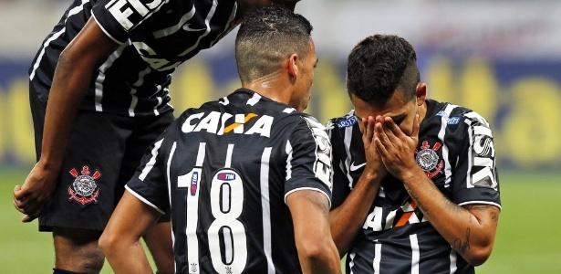 Petros foi titular absoluto em campanha do Brasileiro 2014