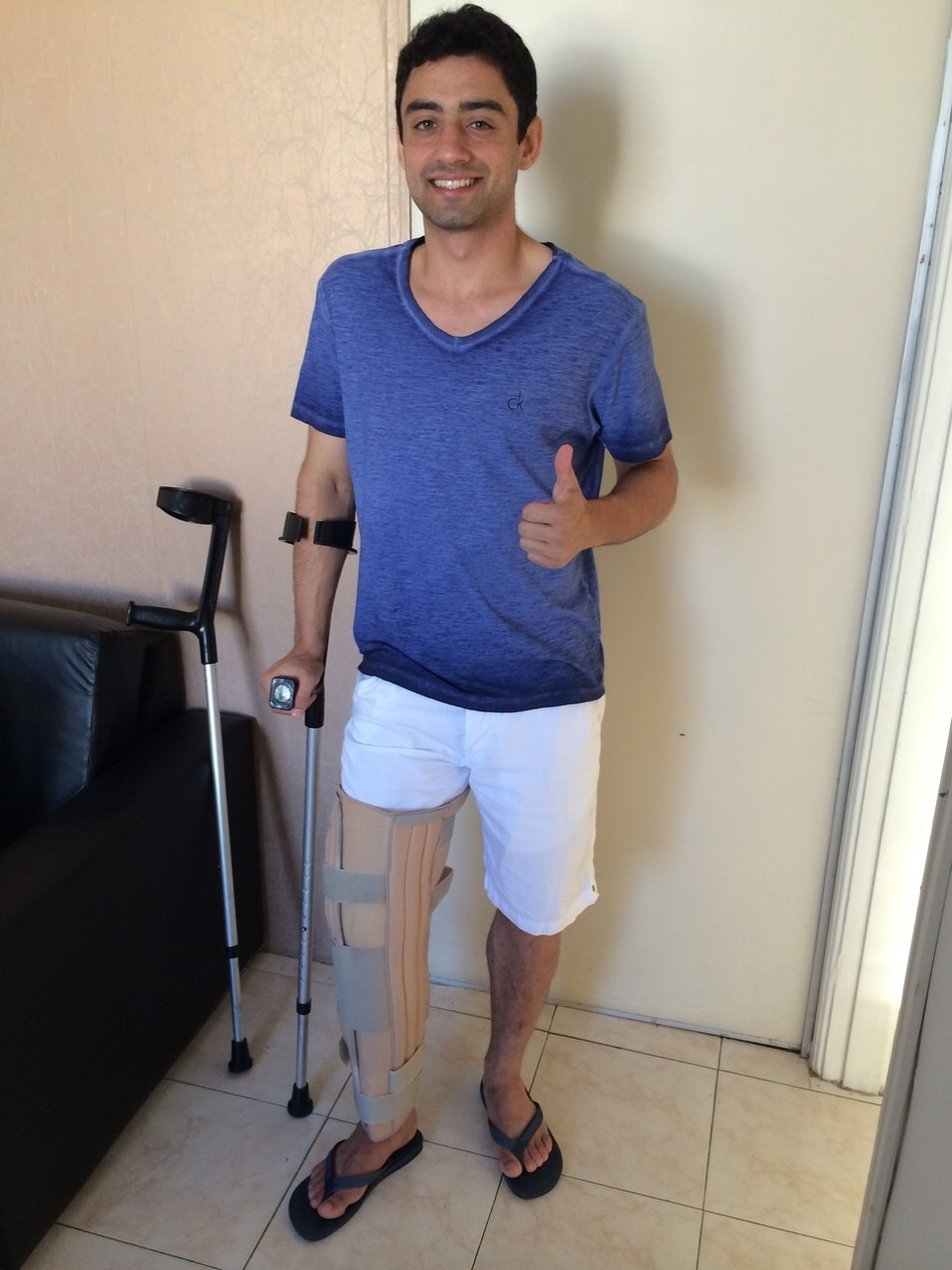 Daniel passou por cirurgia no joelhor direito e só retorna ao Botafogo em 2015
