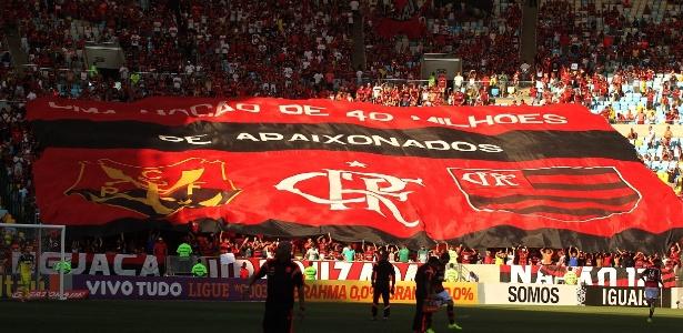 O Flamengo quer aumentar o número de sócios-torcedores com apoio do Benfica