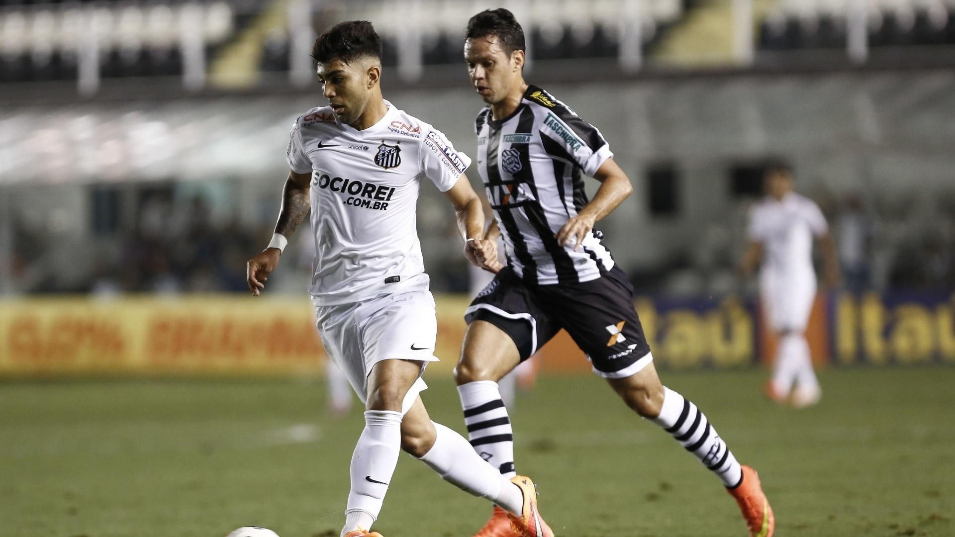 Santos 3 x 1 Figueirense