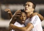 Na temporada, Santos vence sempre que Damião ou Robinho marcam gols