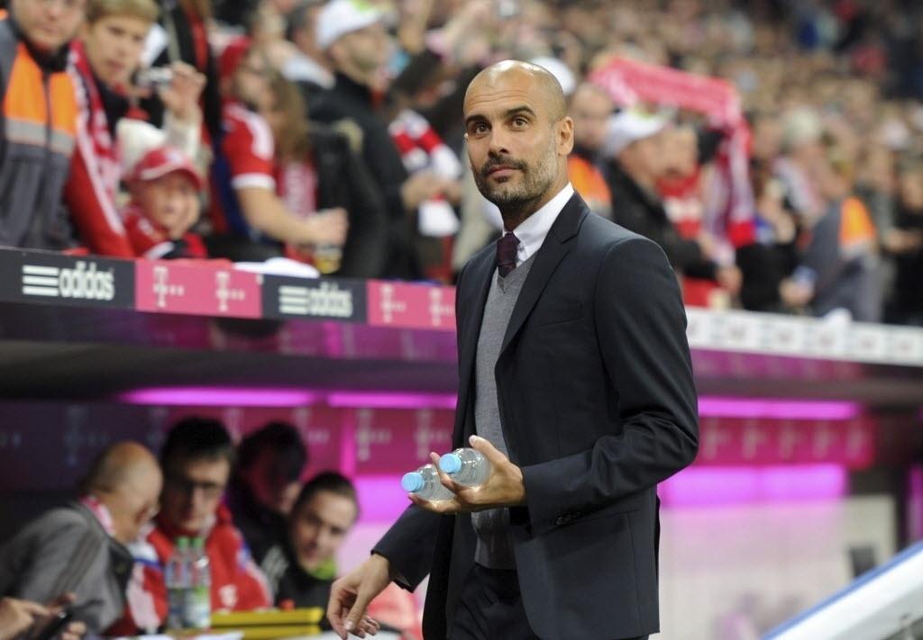 Guardiola comanda o Bayern de Munique contra o Paderborn