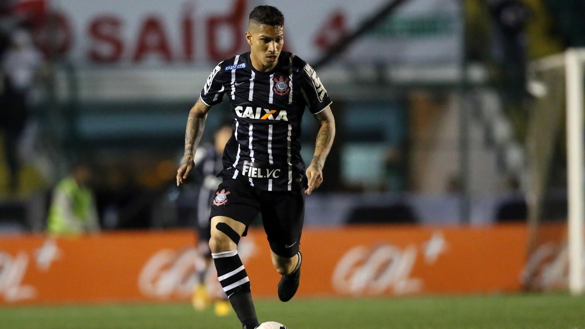 Guerrero arranca no ataque do Corinthians