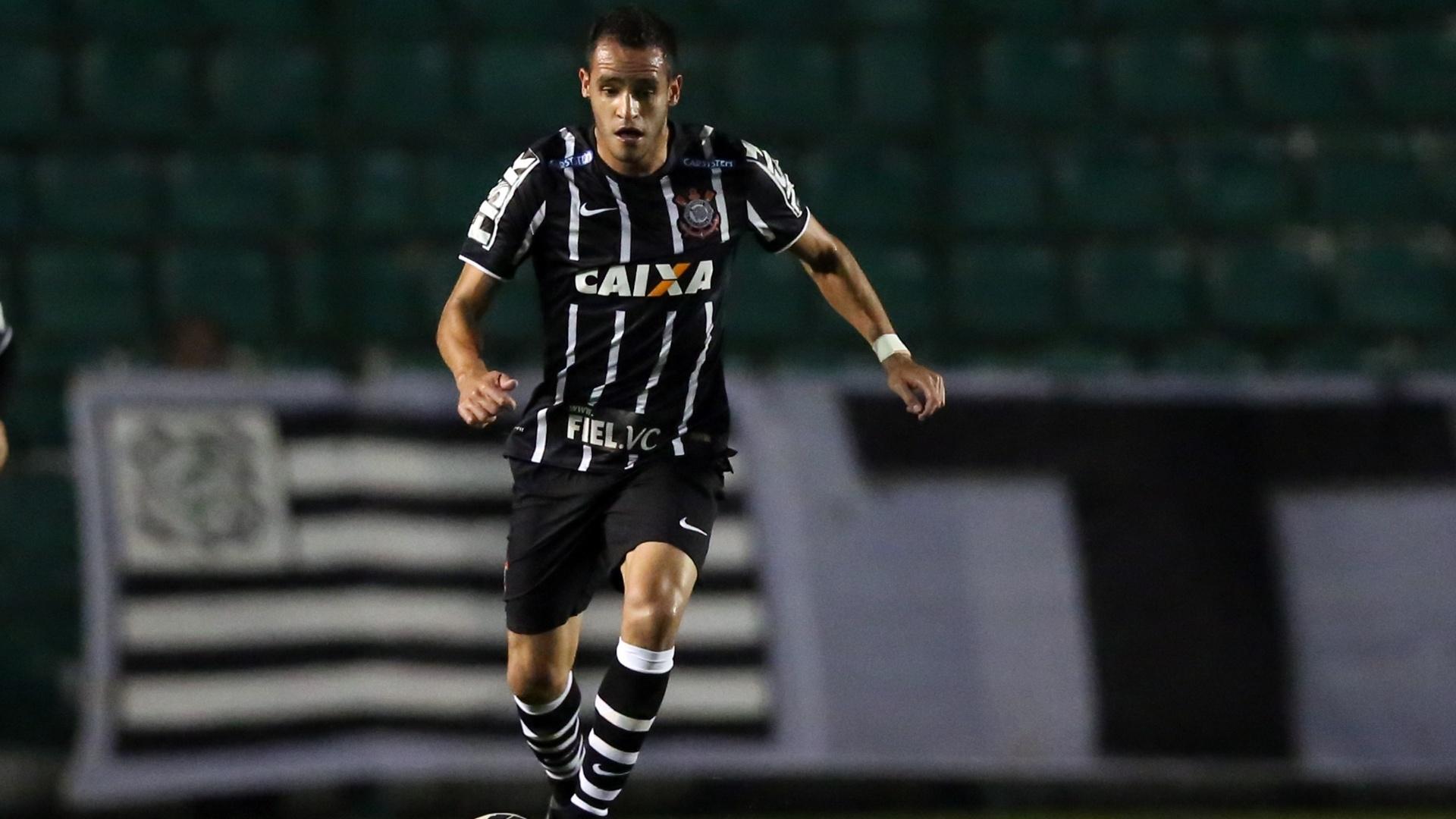 Renato Augusto domina para o Corinthians contra o Figueirense