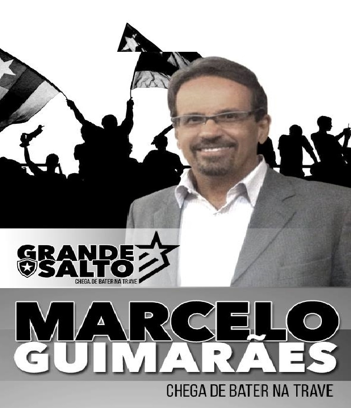 Ex-diretor de marketing Marcelo Guimarães será candidato à presidência do Botafogo