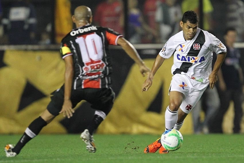Vasco e Joinville se enfrentaram pela Série B do Campeonato Brasileiro