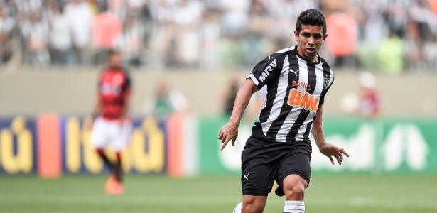 Guilherme não deve permanecer no Atlético-MG para a atual temporada