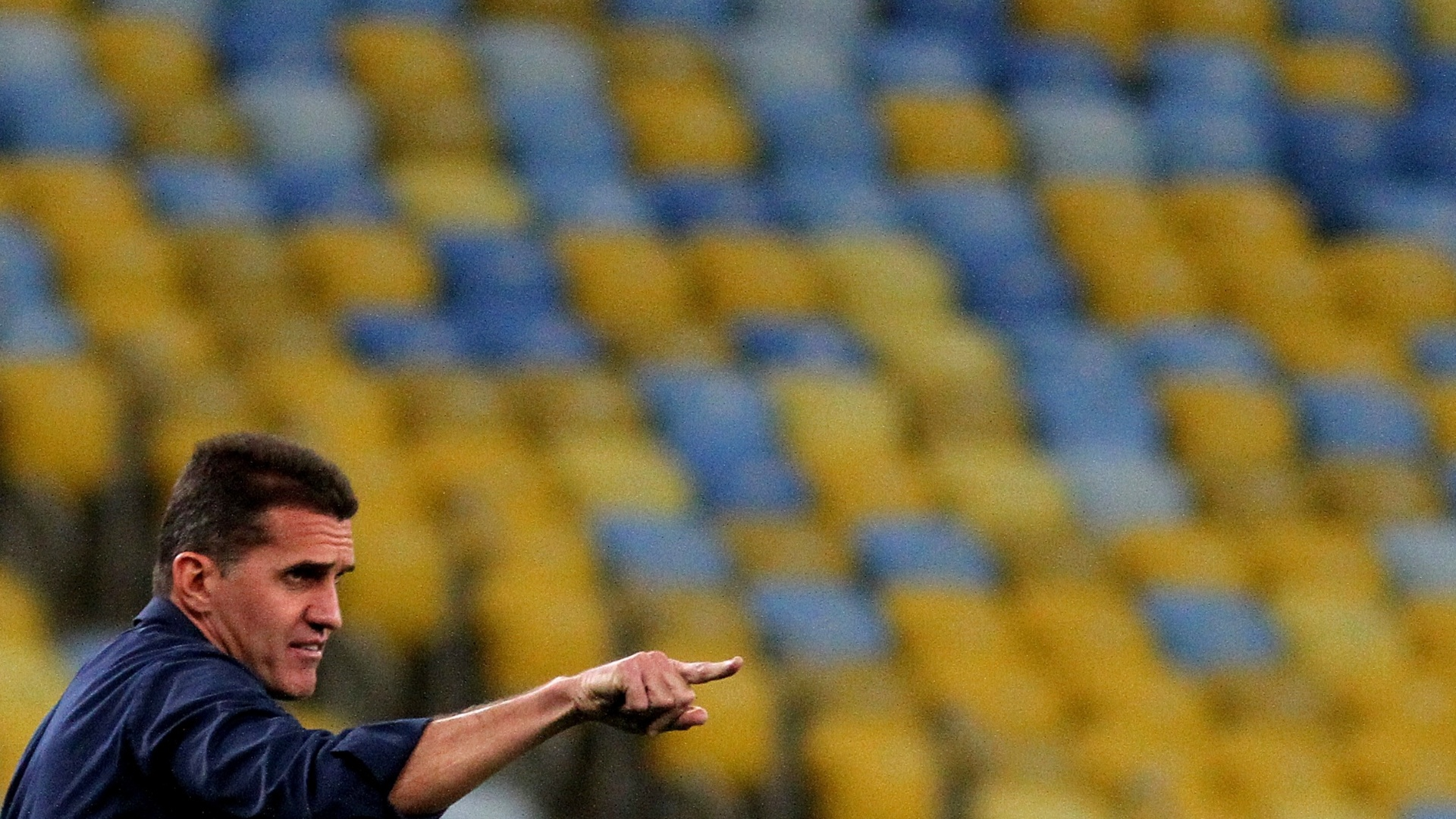 Vágner Mancini comanda o Botafogo contra o Santos pela Copa do Brasil