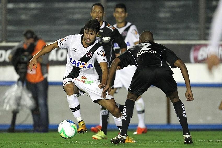 Partida em São Januário foi válida pela 27a rodada da Série B do Campeonato Brasileiro