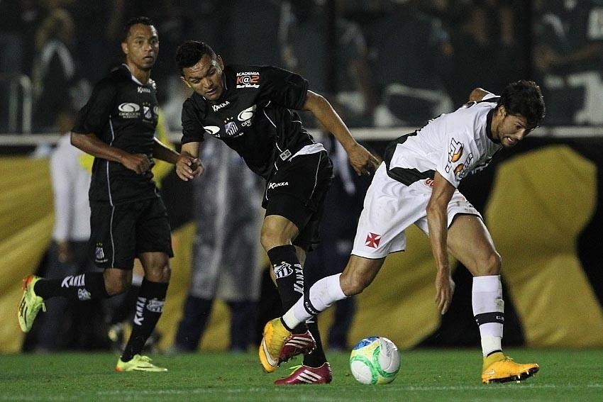 Vasco e Bragantino se enfrentaram pela Série B do Campeonato Brasileiro