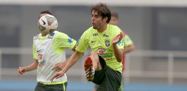 Kaká tem sido o jogador brasileiro mais assediado pelos fãs chineses