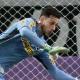 """Helton Leite reclama de falta no gol do Sport: """"Fui bloqueado"""""""