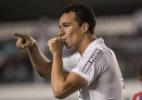 Por salário alto, Santos tem pressa e negocia Damião com clube nordestino - Ricardo Nogueira/Folhapress