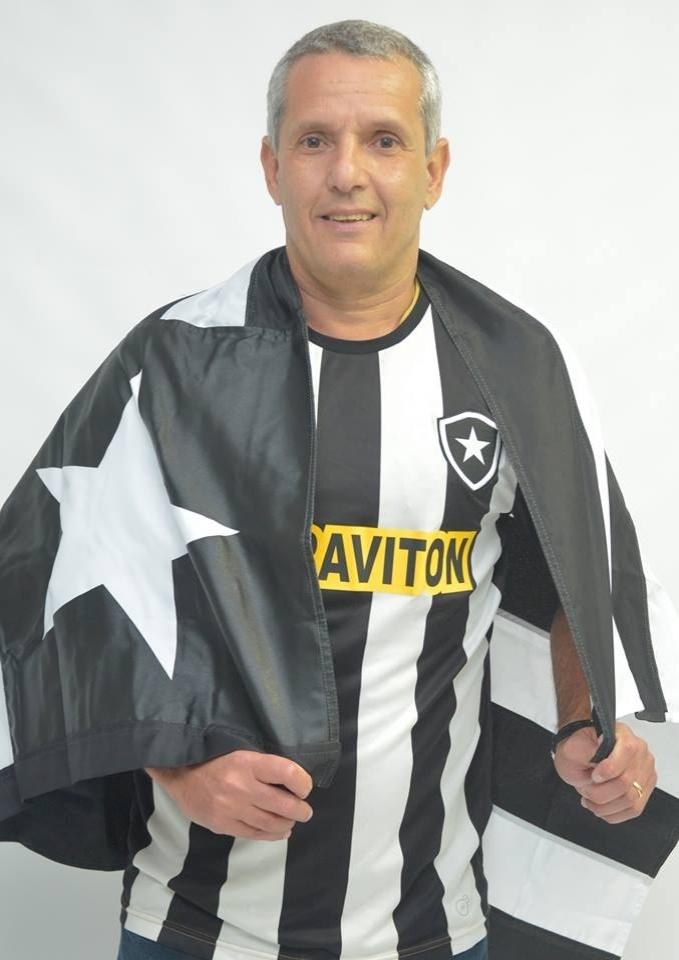 Vinicius Assumpção, do Movimento Carlito Rocha, é cadidato à presidência do Botafogo