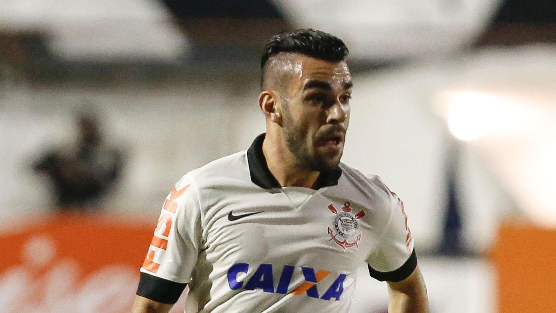 Volante Bruno Henrique, do Corinthians