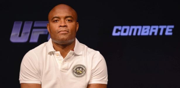 Anderson Silva volta a lutar no dia 31 de janeiro