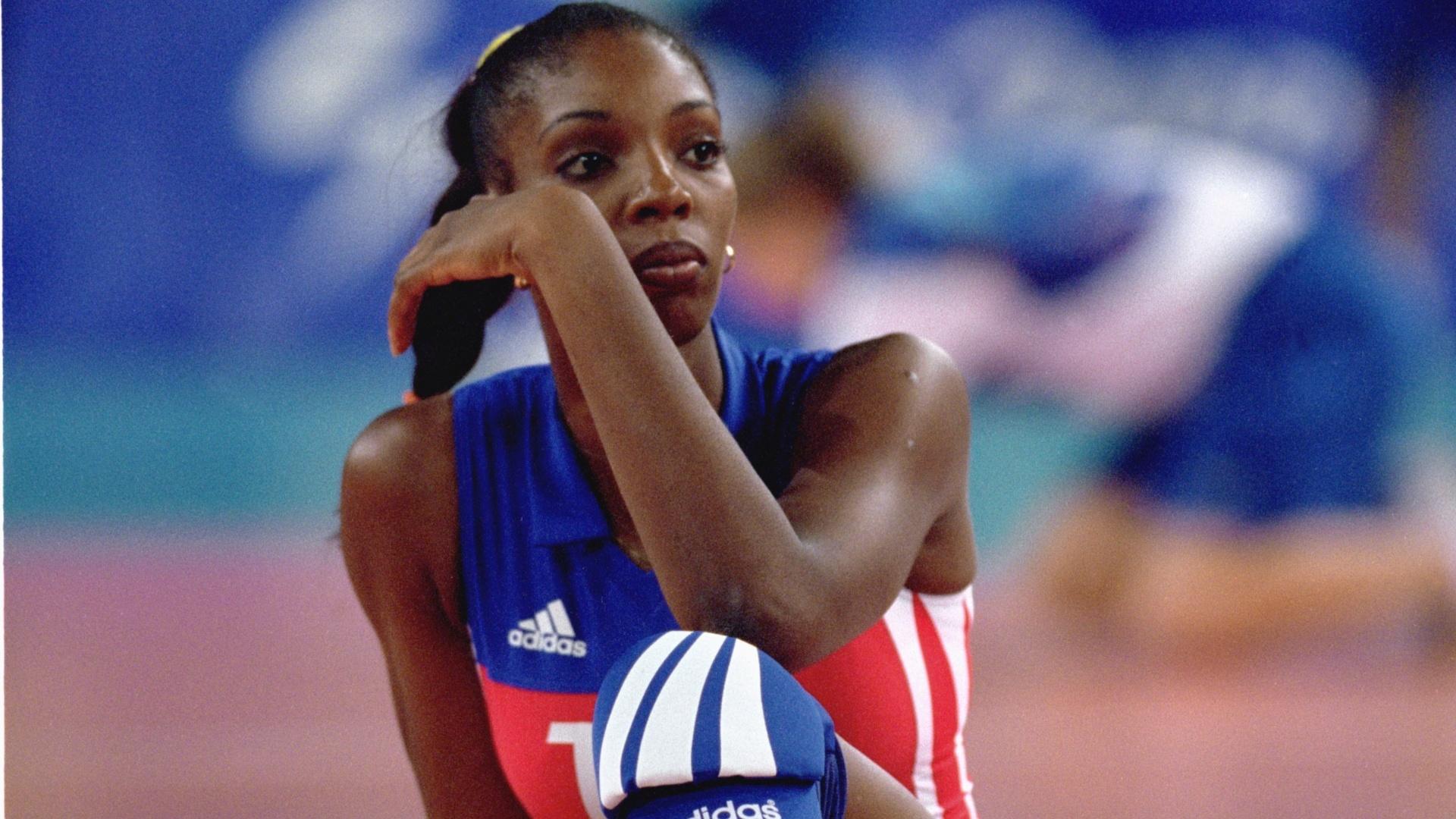 Regla Torres, ex-jogadora de vôlei de Cuba