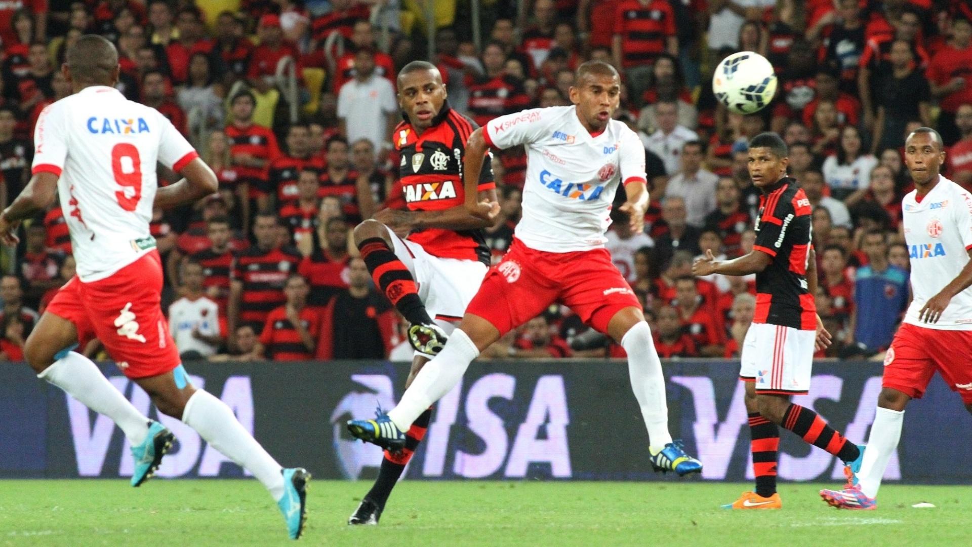 Flamengo e América-RN se enfrentam pela Copa do Brasil
