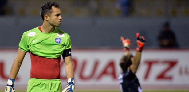 Marcelo Lomba realizou 251 partidas com a camisa do Bahia