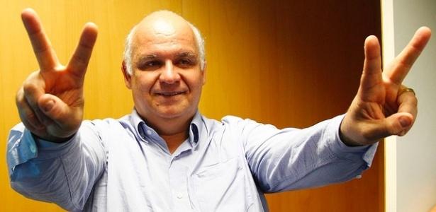 Romildo Bolzan Júnior, presidente do Grêmio, citou Corinthians ao rebater crise